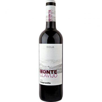 Вино Монте Клавихо Темпранильо красное сухое, 461₽