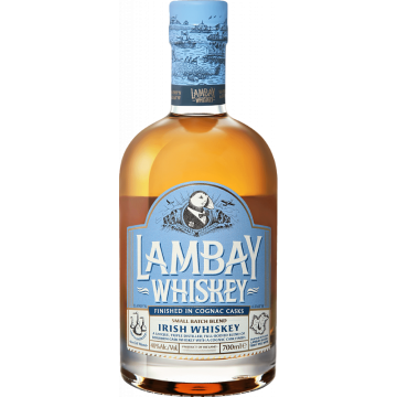 Виски ирландский купажированный Ламбэй Смол Бэтч Бленд 4 года, 2290₽
